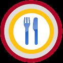 Blackboard Restaurant Finder icon
