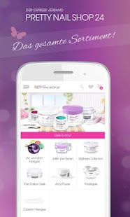 Pretty Nail Shop 24- screenshot thumbnail