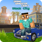 Grand Gangster Craft: Block City icon
