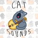 gatos sonidos - cats  sounds
