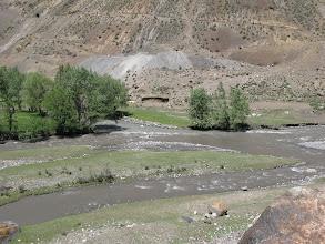 Photo: Kichik-Alay - Ak-Bura confluence