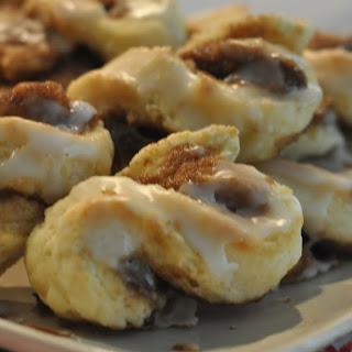 Alvina's Cinnamon Twists.