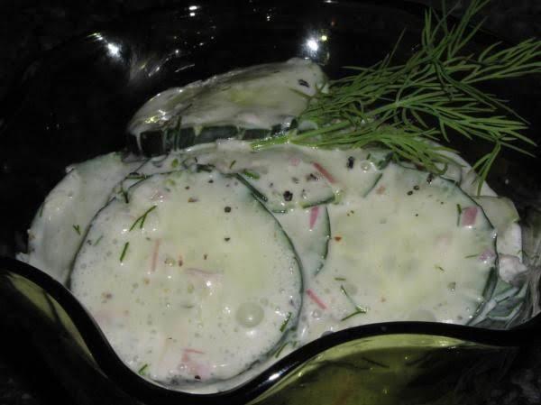 Gurkensalat Von Susi's Kochen Recipe
