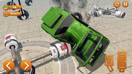 Car Crash Simulator: Beam Drive Accidents 1.4 screenshots 7