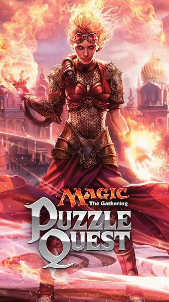 Magic: Puzzle Quest v1.10.2.15075 [Mod]