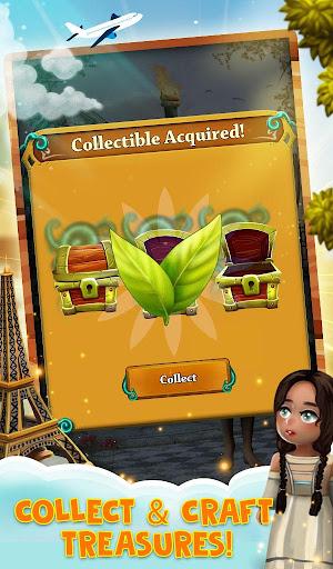 Match 3 World Adventure - City Quest apkpoly screenshots 11