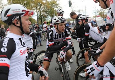 Nikias Arndt en andere Duitser blijven langer aan de zijde van Benoot rijden bij Sunweb
