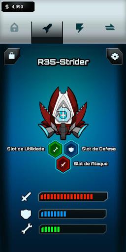 Sky Keeper: Space Shooter  captures d'écran 1