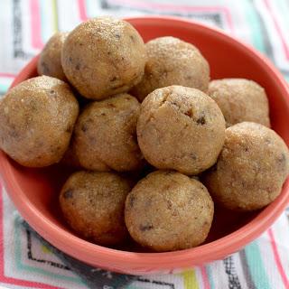 Peanut Butter Cookie Dough Bites {THM-S}