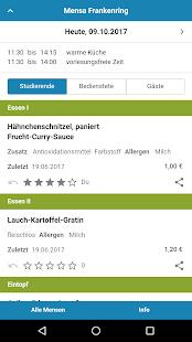 Mensa Krefeld/Mönchengladbach - náhled