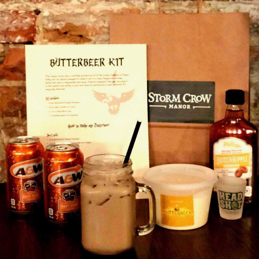 Butterbeer Kit