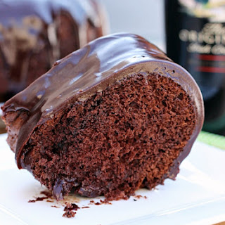 Irish Cream Mocha Bundt Cake