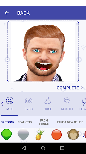Download Selfie Emoji Premium MOD APK 3