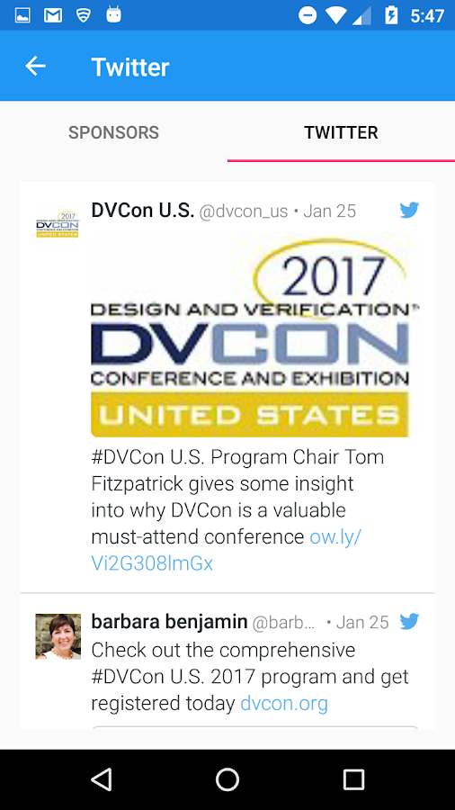DVCon USA- screenshot