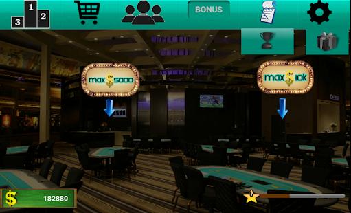 Caribbean Stud Poker - náhled