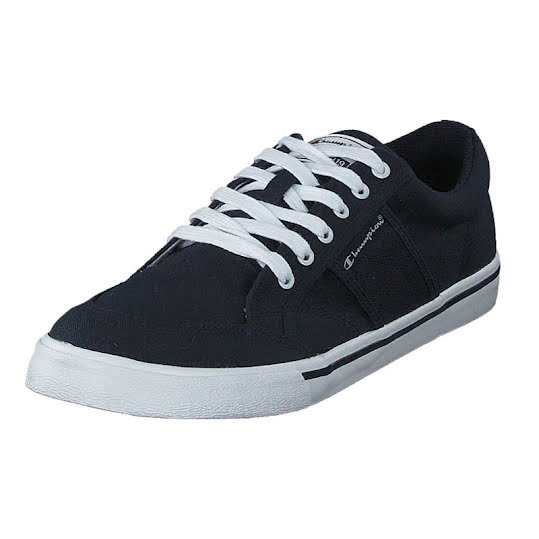 Textilsko. Champion Low Cut Shoe PLACARD Navy Stl: 46