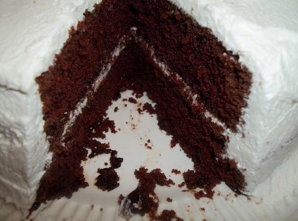 Chocolate Sour Cream Cake - Sooo Moist Recipe