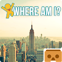 Where Am I? VR (Adv free) icon