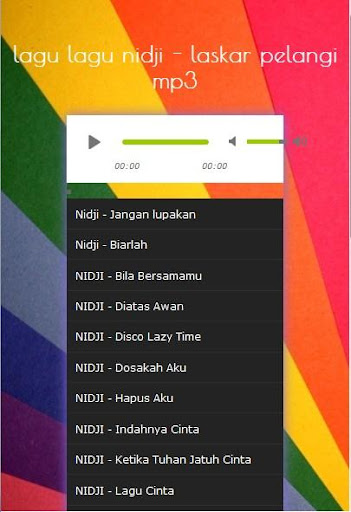 Lagu lagu nidji for android apk download.