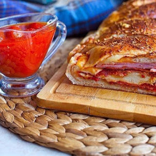 "Stromboli ""Pizza Rolls"""