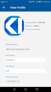 Vendron Go- screenshot thumbnail
