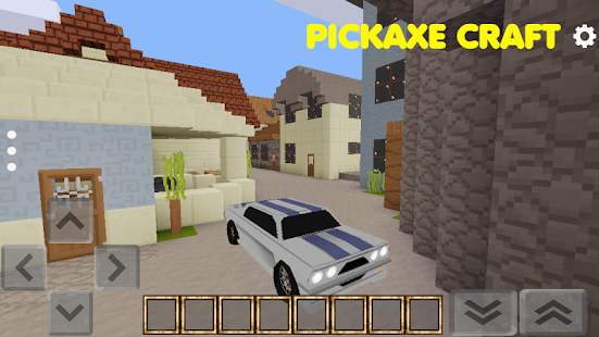 Pickaxe Craft Top Craft Games Free Pocket Edition - náhled