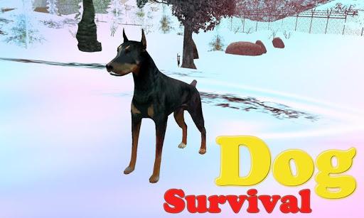 雪狗生存模拟器 3D