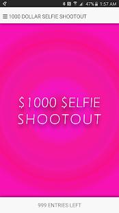1000 Dollar Selfie Shootout - náhled