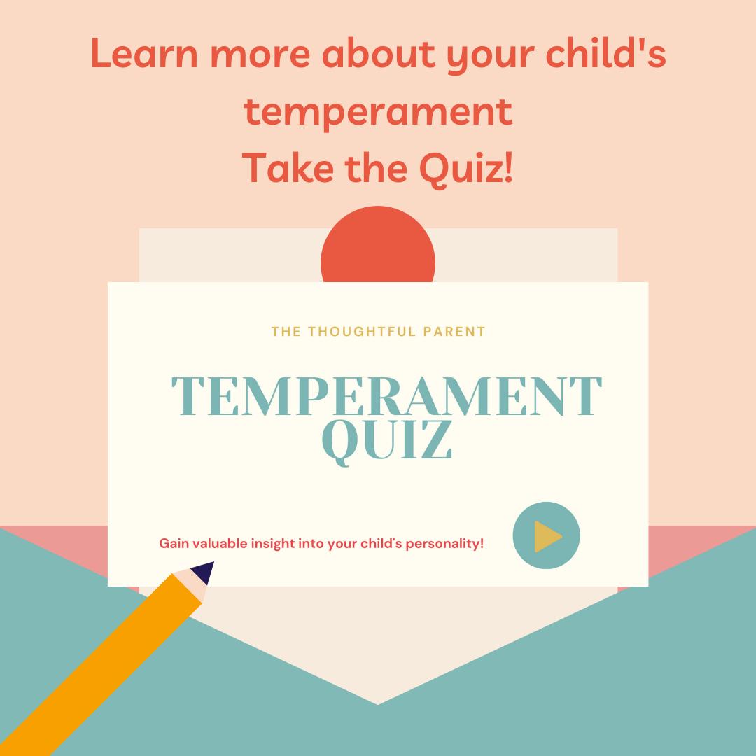 child temperament quiz