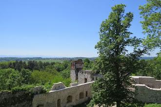 Photo: H5281443 Rudno - Zamek Tenczyn