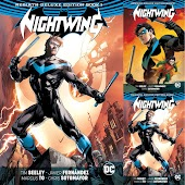 Nightwing: The Rebirth Deluxe Edition