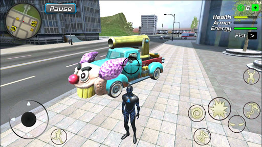 Black Hole Hero : Vice Vegas Rope Mafia 1.0.3 screenshots 15