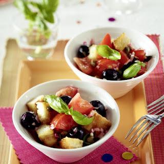 Panzanella Tuscan Bread & Tomato Salad