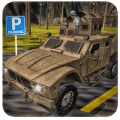 Military Commando Parking 3D Vehicle