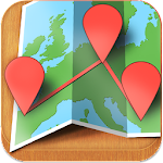 Free Distance Meter Icon