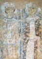 Photo: Фреска свв.Константина и Елены. XII в