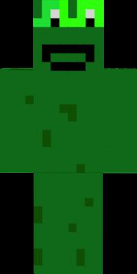 alpha of frogman
