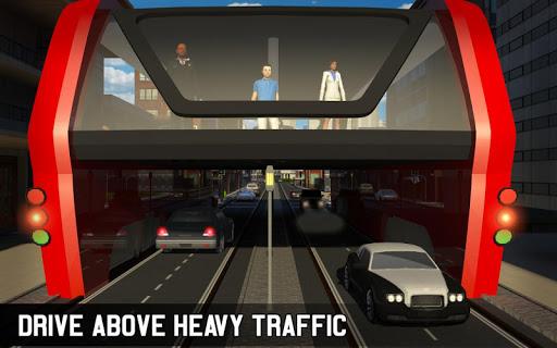 Transit Elevated Bus Driver 3D 1.8 screenshots 14
