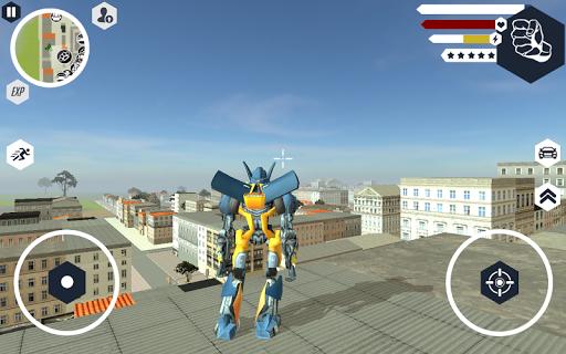Muscule Car Robot 2.1 screenshots 3