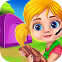 Camping Adventure Game - Family Road Trip Planner icon