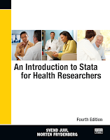 An Introduction to Stata for Health Researchers, Fourth Edition