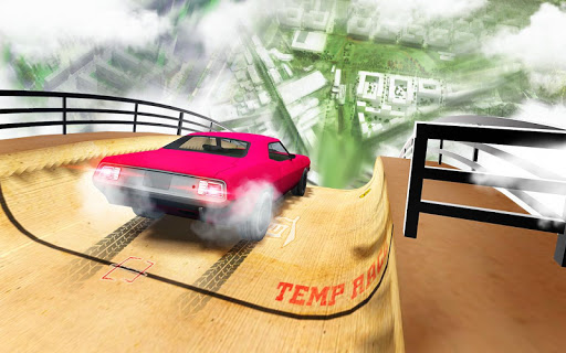 Ramp Car Stunts
