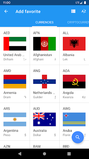 Exchange Rates screenshot 5