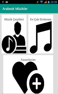 Arabesk Müzik Dinle - náhled