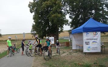 Photo: cyklistická akce do Opavy za Fidorkou, do Krnova za Kofolou