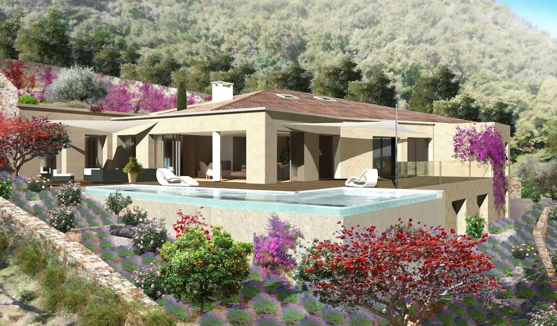 Propriété avec piscine et jardin Rayol-Canadel-sur-Mer