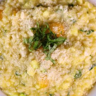 Michael Symon's Zucchini Risotto