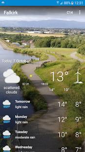 Falkirk, Falkirk - Weather - náhled