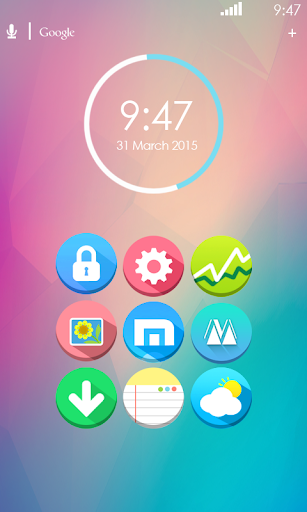 Mos Icon Pack
