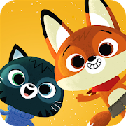 App Icon for WoodieHoo Animal Friends World App in United States Google Play Store
